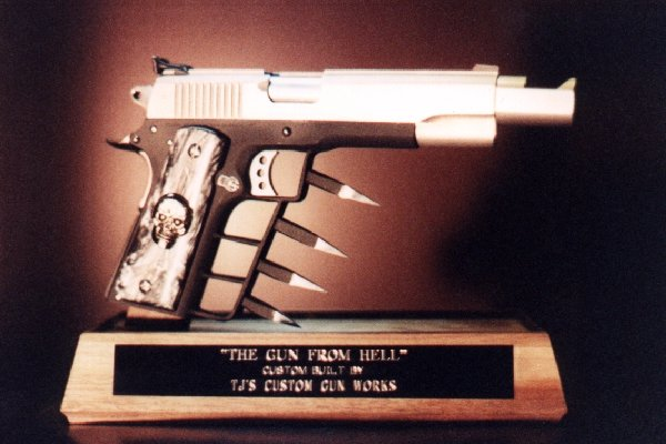Huh?  Dillinger with a Taurus? - 1911 Forum