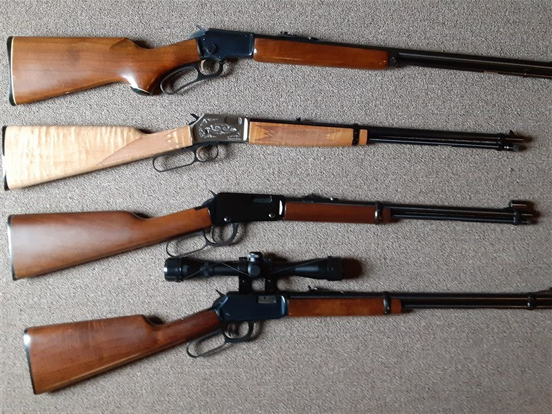 Lever Action 22 Rifles
