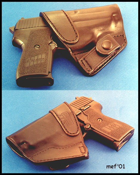 Falcon holster