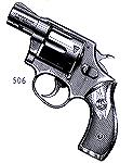 This is a sample of the drawings in The Illustrated Encyclopedia of Handguns by A.B. Zhuk.  The scan doesn't do it justice, but they're very high quality drawings, and great for identifying details of