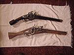 the first dated flintlock and a half wheel lock