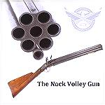 The Nock Volley gun