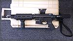 This is an AR-15 firearm (not a pistol) where the Vertical Foregrip is legal per an ATF letter to Franklin Armory (what is pictured there is an X0-26B upper).