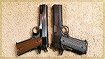 Colt 1911 100th Year Commemorative & Rock Island Armory 2011 A1 VZ Tactical 10mm
