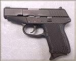 Here is a picture of the Kel-Tec P40 now discontinued by Kel-Tec.