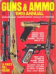 The cover from the 1969 Guns and Ammo Annual edition. A nice trip back in time.