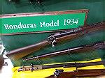 As this rifle appeared after the Remington Model 30, it was a cock-on-opening rifle, unlike the early military rifles which were all cock-on-closing.