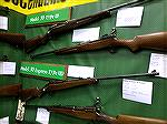A selection of Remington Model 30 rifles. Collection by Dave Johnson.
