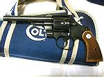 This is my Colt Official Police just back from refinishing by Glenrock Blue in Wyoming. Looks (almost) like when it was new back in 1957.