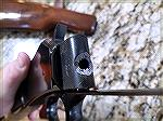 Browning BL-22 that broke into two pieces after falling to the floor.