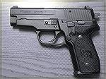 This is my carry pistol, a Sig Sauer P228.